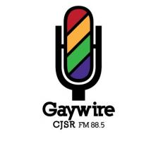 Gaywire CJSR FM 88.5