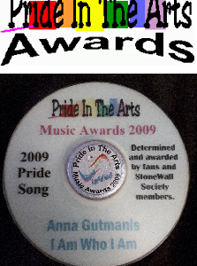 Pride in the Arts Awards - Anna Gutmanis