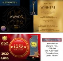 Anna Gutmanis Awards and Nominations