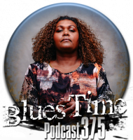 "Anna's song ""Middle of the Line"" is on Blues Time, Podcast #375!"