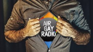 """Air Gay Radio is now playing """" I Am Who I Am (2019 Dance Version)""""!"""